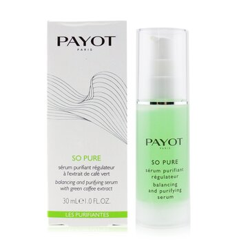 Payot Les Purifiantes So Pure Suero Balanceador y Purificador (Piel Grasa y Mixta)  30ml/1oz