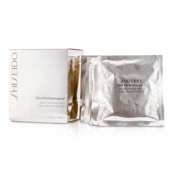 Shiseido Bio PerformanceDiscos Exfoliantes  8discs