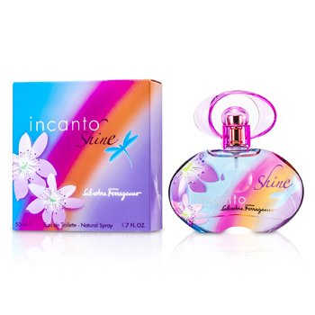 Salvatore Ferragamo Incanto Shine Eau De Toilette Spray  50ml/1.7oz