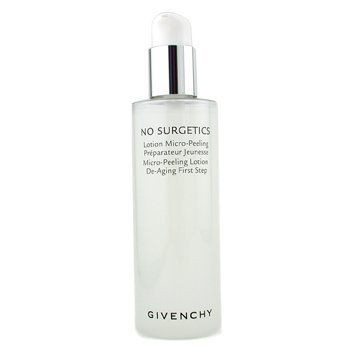 Givenchy No Surgetics Loción Micro peeling anti envejecimiento Primer Paso  200ml/6.7oz