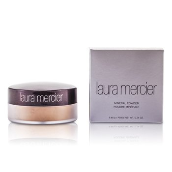 Laura Mercier Mineral Powder SPF 15 - Classic Beige (Warm Beige for Medium Skin Tones)  9.6g/0.34oz