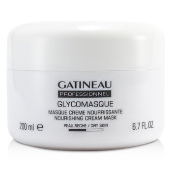 Gatineau Nutriactive Glycomasque Nourishing Cream Mask - Dry Skin (Salon Size)  200ml/6.7oz