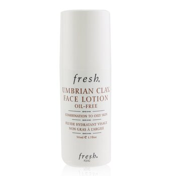 Fresh Umbrian Clay Oil-Free Face Lotion - For Combination to Oily Skin  50ml/1.7oz