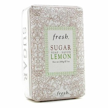 Fresh Sugar Lemon Soap  200g/7oz