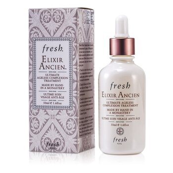Fresh Elixir Ancien arcápoló olaj  50ml/1.7oz