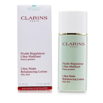 Clarins Ultra-Matte Rebalancing Lotion (Oily Skin)  50ml/1.7oz