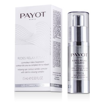 Payot Creme Les Correctrices Rides Relax Regard Relaxing eye contour wrinkle corrector  15ml/0.5oz