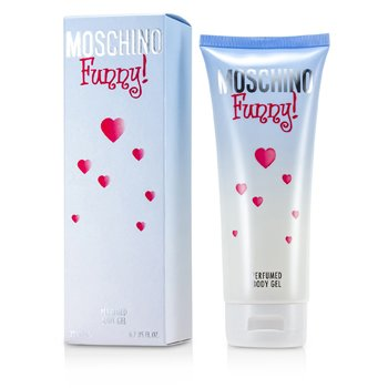 Moschino Funny Perfumed Gel Tubuh  200ml/6.7oz