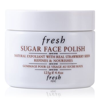 Fresh Azúcar peeling Rostro  125ml/4.2oz