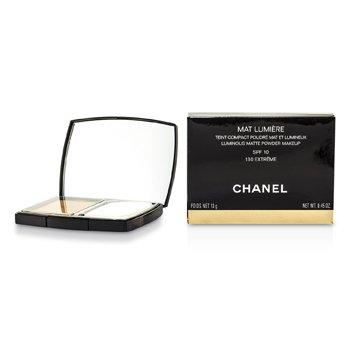 Chanel Mat Lumiere Luminous Matte Phấn Trang Điểm SPF 10 - # 130 Extreme  13g/0.45oz