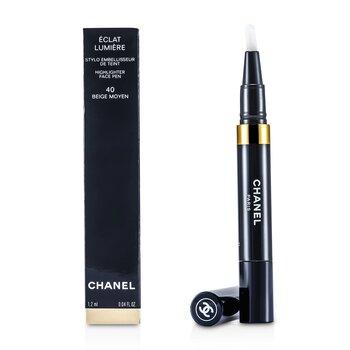 Chanel Eclat LumiereLápiz Iluminador Rostro - # 40 Beige Moyen  1.2ml/0.04oz