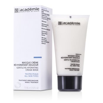 Academie Gentle Re-Hidratante M�scara Crema  75ml/2.5oz