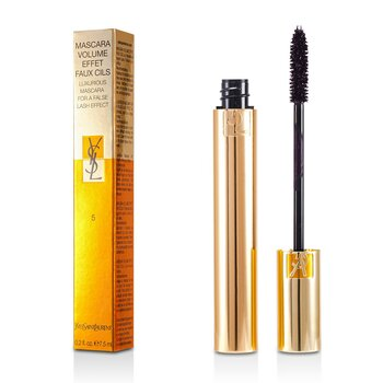 Yves Saint Laurent Mascara Volume Effet Faux Cils (Máscara Lujosa) - # 05 Burgundy  7.5ml/0.25oz