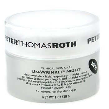 Peter Thomas Roth Un-Wrinkle Night Cream  28g/1oz