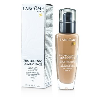 Lancome Photogenic Lumessence Light Mastering Maquillaje Suavizante SPF15 - # 04 Beige Nature  30ml/1oz