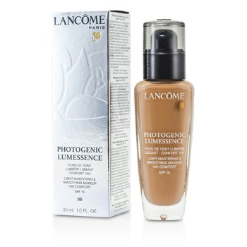 Lancome Photogenic Lumessence Light Mastering Maquillaje Suavizante SPF15 - # 05 Beige Nuez  30ml/1oz