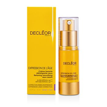 Decleor Expression de L'Age Relaxing Krim Mata  15ml/0.5oz