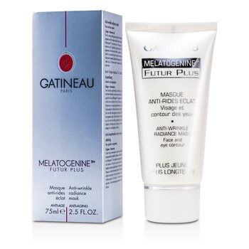 Gatineau Melatogenine Futur Plus Máscara Resplandor Anti Arrugas  75ml/2.5oz