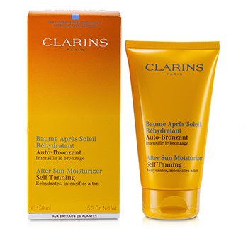 Clarins After Sun Moisturizer Autobronceador Hidratante  150ml/5.3oz