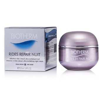 Biotherm Rides Repair Night Intensive Wrinkle Reducer (Dry Skin)  50ml/1.69oz