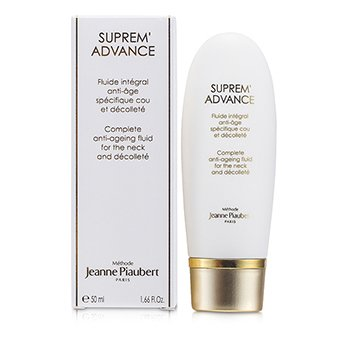 Methode Jeanne Piaubert Suprem Advance - Fluido Completo Antienvejecimiento Cuello y Escote  50ml/1.66oz