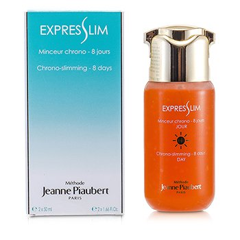 Methode Jeanne Piaubert Expresslim - Chrono-Slimming (8 Days)  8days