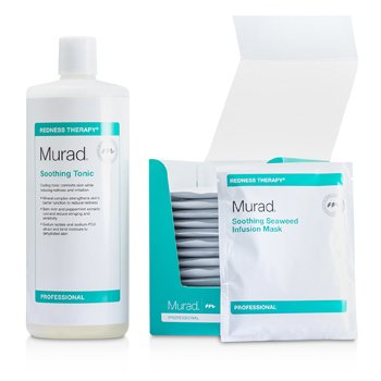 Murad Soothing Seaweed Infusion Mask (Salon Size)  15pcs