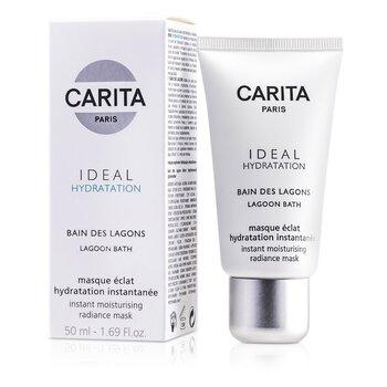 Carita Ideal Hydration Lagoon Anında Nemlendirici Işıltı Maskesi  50ml/1.69oz