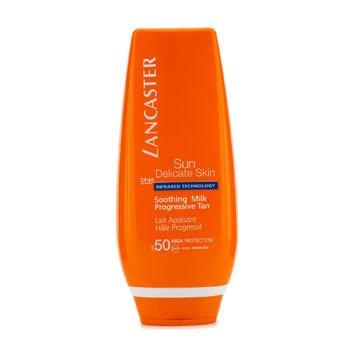 Lancaster Mleczko do opalania do wra�liwej sk�ry Sun Care Ultra Soothing Protection (Delicate Skin) SPF 50  125ml/4.2oz