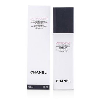 Chanel Lait Douceur Cleansing Milk Face & Eyes  150ml/5oz
