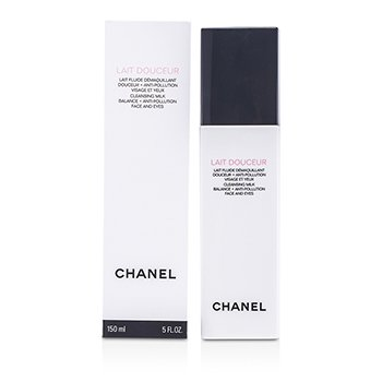 Chanel Precision Lait Douceur Lapte Demachiant pentru Față și Ochi  150ml/5oz
