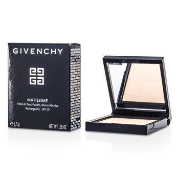 Givenchy Matissime Absolute Mate Finish Base Maquillaje Polvos Acabado MateSPF 20 - # 13 Mat Satin  7.5g/0.26oz