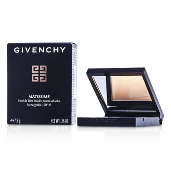 Givenchy Matissime Absolute Matte Finish Powder Foundation SPF 20 - # 14 Mat Pearl  7.5g/0.26oz