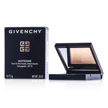 Givenchy Matissime Absolute Mate Finish Base Maquillaje Polvos Acabado MateSPF 20 - # 14 Mat Pearl  7.5g/0.26oz