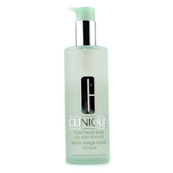 Clinique Liquid Facial Soap Oily Skin (Limited Edition)  400ml/13oz