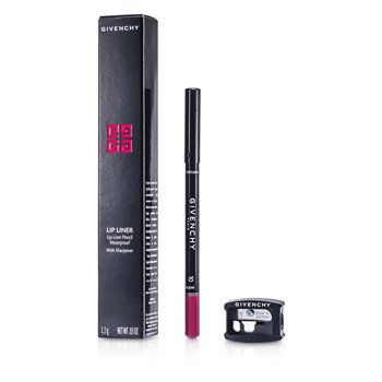 Givenchy Lip Liner Pencil Waterproof (With Sharpener)  - # 10 Lip Rose  1.1g/0.03oz