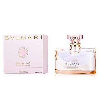 Bvlgari Rose Essentielle Eau De Toilette Spray  100ml/3.4oz