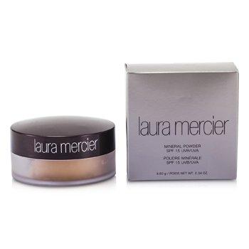 Laura Mercier Pó facial Mineral  SPF 15 - Natural Beige (p/ peles claras e medias  9.6g/0.34oz