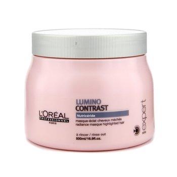 欧莱雅  专业美发 - Lumino Contrast 发膜  500ml/16.9oz