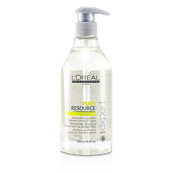 L'Oreal Professionnel Expert Serie - Pure Resource Purificante Champú  500ml/16.9oz