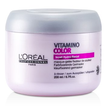 L'Oreal Professionnel vitaminado Color Gel Máscara  200ml/6.7oz