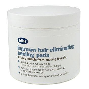 Bliss Ingrown Hair Eliminating Peeling Pads (Unboxed)  50pads