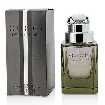 Gucci Pour Homme Eau De Toilette Spray  50ml/1.7oz