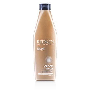 Redken All Soft Champú  300ml/10.1oz