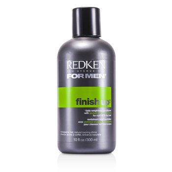 Redken Men Finish Up Daily Weightless Conditioner - Acondicionador Cabello Fino  300ml/10oz