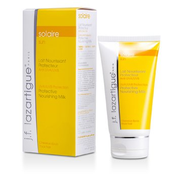 J. F. Lazartigue Sun Protective Leche Nutriente ( Cabello Fino )  75ml/2.54oz