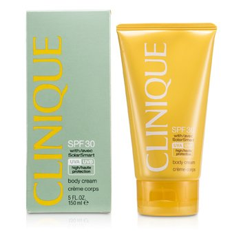 Clinique Body Cream SPF 30 UVA/ UVB - Krim Kulit Tubuh  150ml/5oz