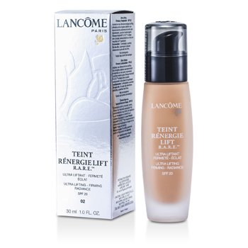 Lancome Teint Renergie Lift R.A.R.E. Foundation SPF 20 - # 02 Lys Rose  30ml/1oz
