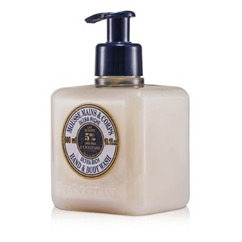 L'Occitane Shea Butter Gel Ultra Rico Manos y Cuerpo  300ml/10.1oz