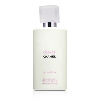 Chanel Chance Eau Fraiche Foaming Gel Mandi  200ml/6.8oz